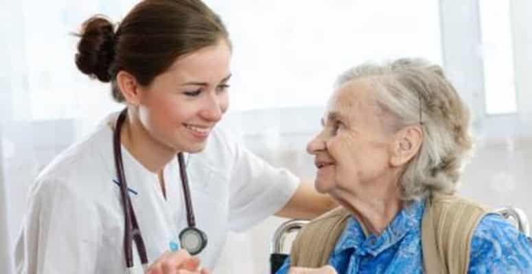 Hasta Bakımı ve Takibi ,Evde yaşlı bakım